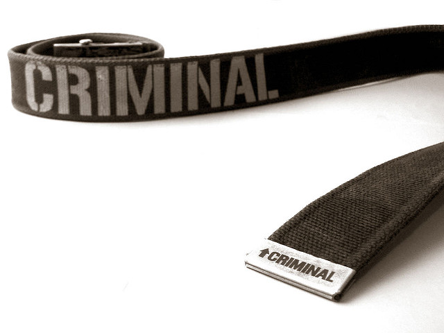 Is Criminal Behavior A Fire-able Offense In Your Company?