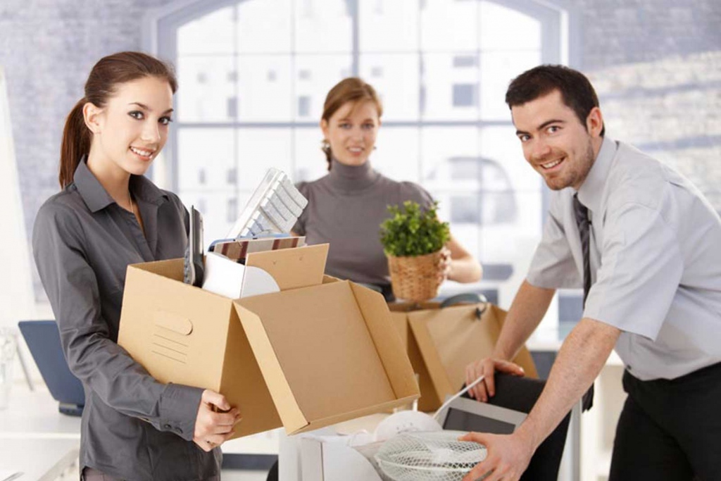How To Successfully Organize Office Move